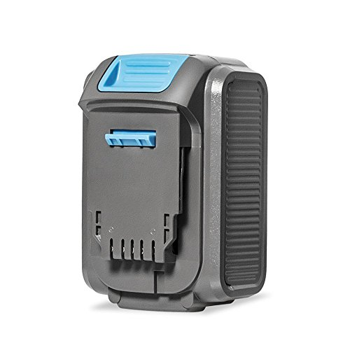 NeBatte 20V MAX 6.0Ah Lithium ion premium battery for Dewalt DCB204 DCB205 DCB205-2 DCB200 DCB180 DCD985B DCD771C2 DCS355D1 DCD790B Cordless power tools replace battery (1 pack)