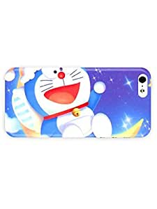 Apple iPhone 5/5S Case Doraemen Doraemen Hd S Gadget Cat From The Tv Full Wrap iPhone Case