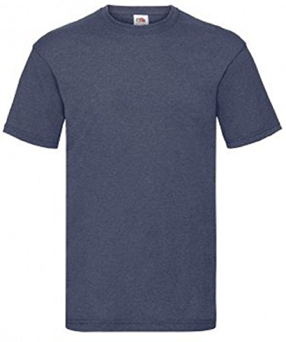 Heather Ltd Navy Camiseta Absab Hombre Vintage qangAw