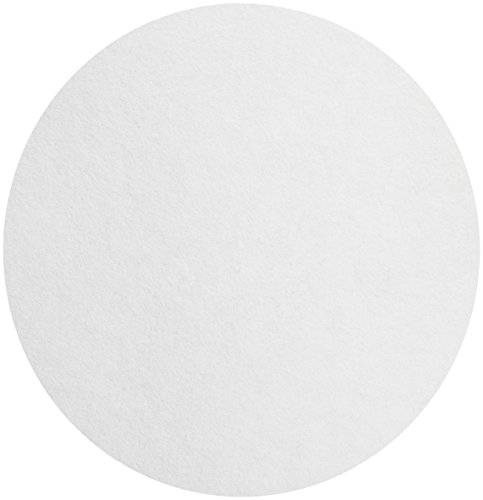 Whatman 1541-070 Hardened Ashless Quantitative Filter Paper, 7.0cm Diameter, 22 Micron, Grade 541 (Pack of 100) by Whatman