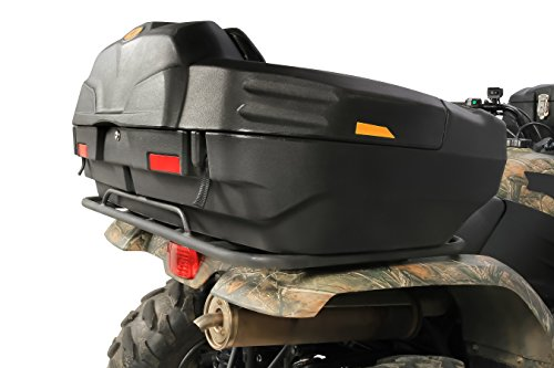 Camco 66010 Black Boar Atv Rear Storage Box And Lounger