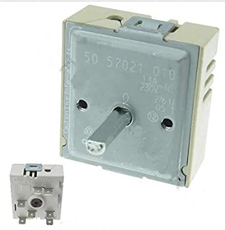 Amazon.com: en03 Ego 230 V interruptor regulador de energía ...