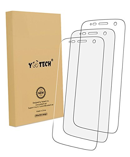 Yootech Galaxy S7 Screen Protector [Full Coverage]…