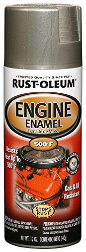 Rust Oleum 248949 Automotive 12 Ounce Aluminum