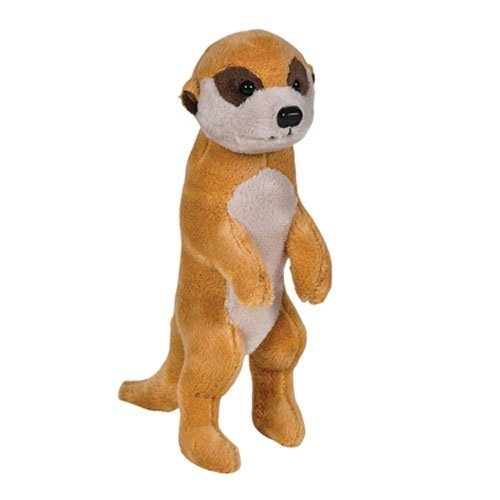 Stuffed Meerkat - Meerkat Pounce Pal Plush Stuffed Animal