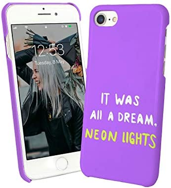 LumaCases It Was A Dream Neon Lights Romantic_002622 Case ...