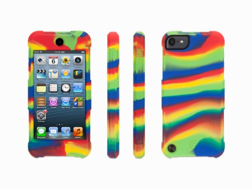 - Griffin Survivor Skin for iPod touch (5th gen.), primary swirl - No case can protect your iPod if you can't carry it with you. That's why Griffin made Survivor Sk