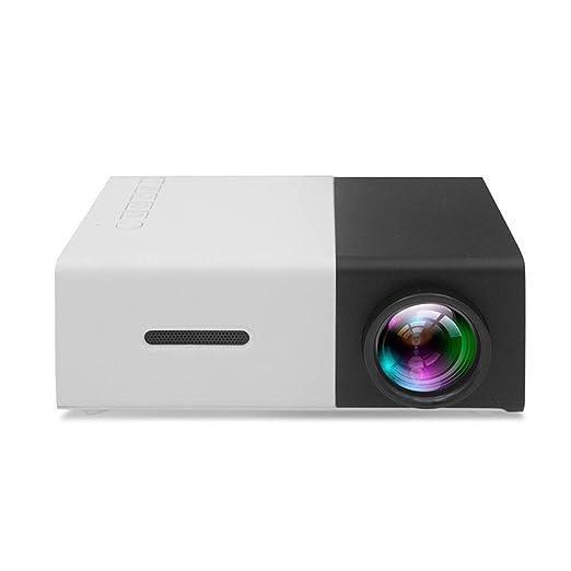 ZCCZ-AA YG300 Miniatura proyector portátil HD LED proyector ...