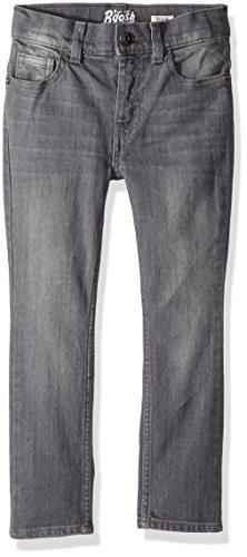 (Osh Kosh Boys' Kids Skinny Jeans, Twilight Grey, 10R)