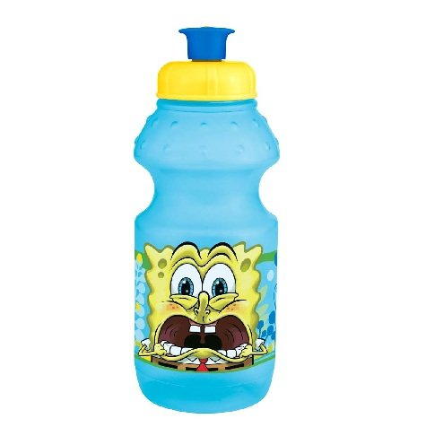 Spongebob Water Bottle-set of two (Spongebob Squarepants Water)