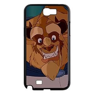 Samsung Galaxy N2 7100 Cell Phone Case Black Disneys Beauty and the Beast 075 OQ7655280