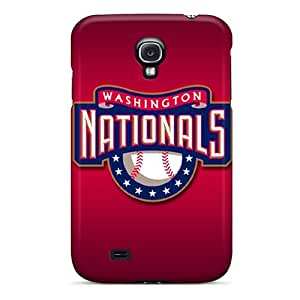 New Fashionable Lowomobilephone7 Eet15898FrRO Covers Cases Specially Made For Galaxy S4(washington Nationals)