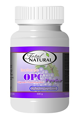 Isotonic OPC Powder 300g - [2 bottles] Liver Care by Total Natural