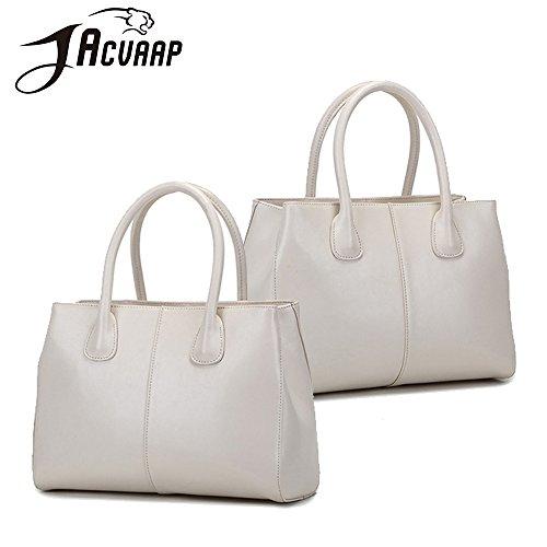 Banlieue Casquette Sac Vert à Grand 2018 w 92 bandoulière Blanc Femme New Jvps Bag Business Tote White Fashion aqAnCZnwFx