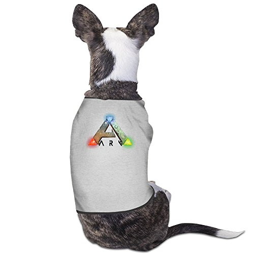 Theming ARK Survival Evolved Logo Vedio Game Dog Vest