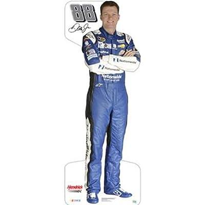 TI47488 Dale Earnhardt Jr 88 Nationwide NASCAR Cardboard Cutout