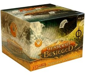 Magic the Gathering: Mirrodin Besieged Faction Prerelease Booster Box Foregin Language - Japanese
