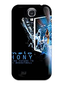 Helen Ellis Perfect Tpu Case For Galaxy S4/ Anti-scratch Protector Case (carmelo Anthony)