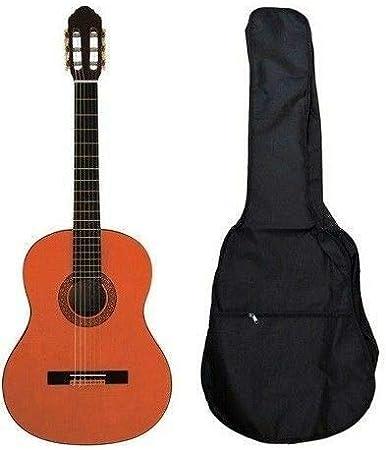 Guitarra Clásica 4/4 – MeiMei CK 39 4/4: Amazon.es: Instrumentos ...