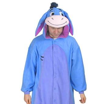 cf797f4a3b05 Eeyore Onesie - UK Seller  Amazon.co.uk  Clothing