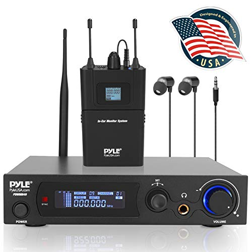 In-Ear Wireless Monitor and