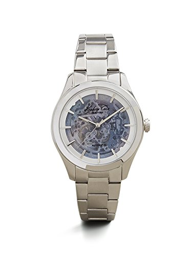 Kenneth Cole New York Women's 10025560 Automatic Analog Display Japanese Automatic Silver Watch