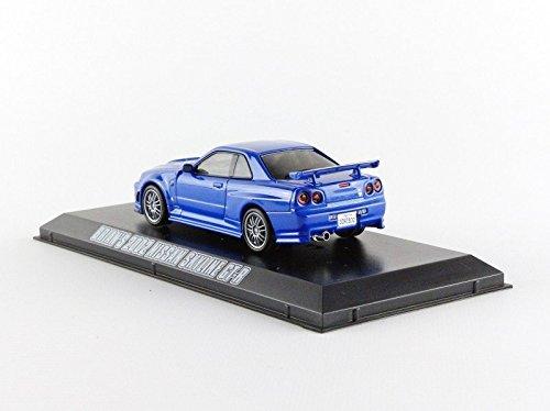 Miniature Voiture de Collection Greenlight Collectibles Bleu 86219