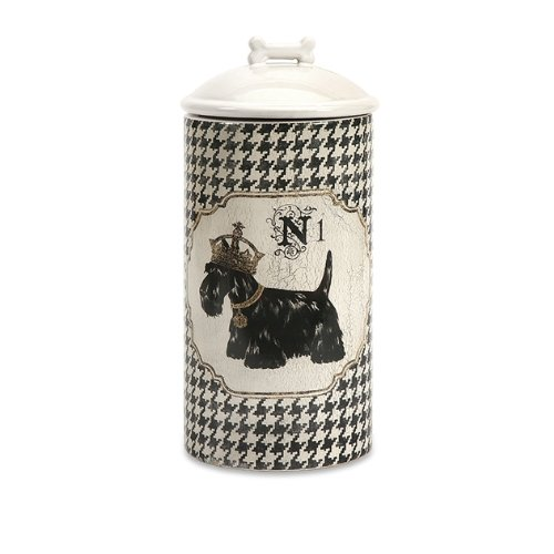 IMAX 69269 Canister Large Ceramic