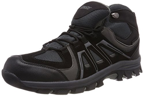 Gregster Black Shoes in Hiking Women's rCwqFPr