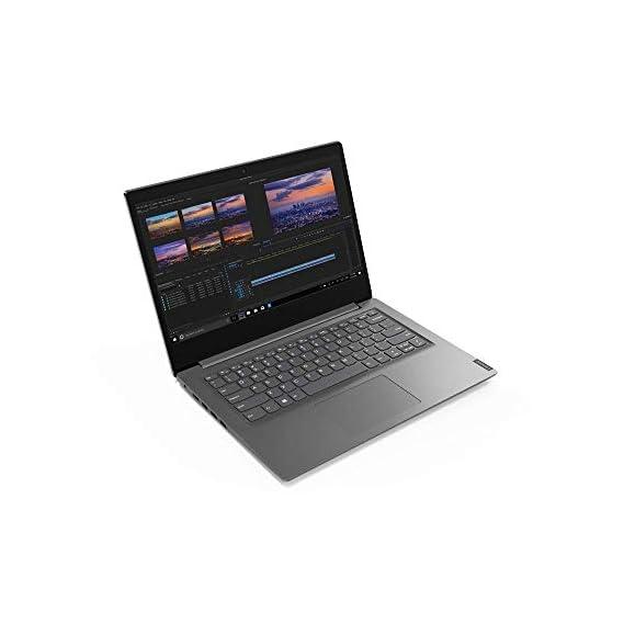 "Lenovo V14 AMD RYZEN 3 3250U 14"" (35.56cms) HD Laptop (4GB/1TB/Dos/Iron Grey/1.85Kg) 82C6000KIH"