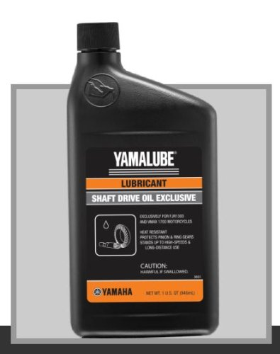 Yamaha Yamalube ACC-BIFMF-LT-KT Bio-Degradable Foam Air Filter Oil & Cleaner Kit, 16 Oz Each