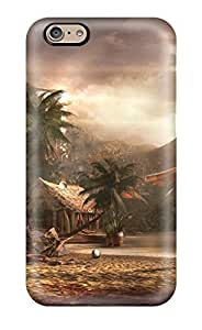 Awesome LastMemory Defender Tpu Hard Case Cover For Iphone 6- Dead Island