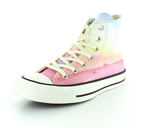 Converse All Star Hi Can Graphics - Zapatillas abotinadas Mujer Multicolor