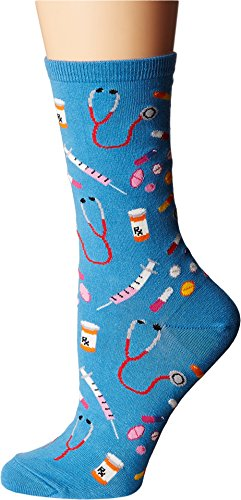 Socksmith Women's Meds Cornflower Blue One Size