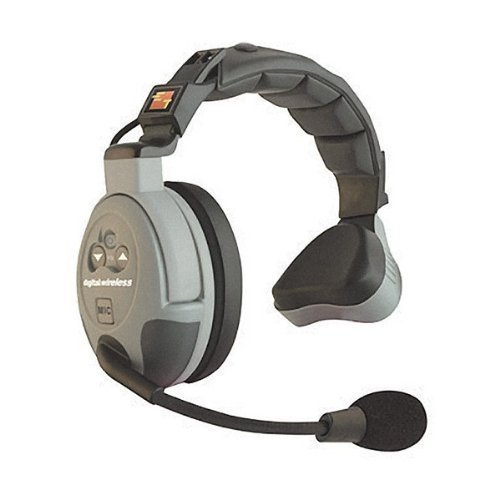 Eartec Comstar Single-Ear Full Duplex Wireless Headset ()