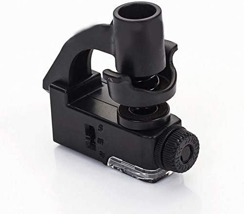 Pocket 90X LED Lighted Magnifying Phone Camera Lens Adapter Smart Phone Magnifier Mobile Phone Clip-On Lens Kit Holder Microscope with UV Currency Detector
