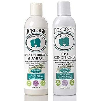 Amazon.com : LiceLogic Head Lice Shampoo   Non Toxic Lice ...