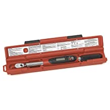 GearWrench 85070 3/8-Inch Drive Electronic Torque Wrench 10 - 100 Feet-Pound