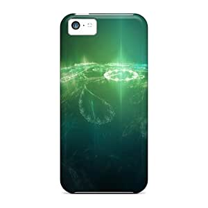 New Style Eriores Earth Fantasy D Premium Tpu Cover Case For Iphone 5c