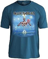 Camiseta Iron Maiden Seventh Son of a Seventh Son