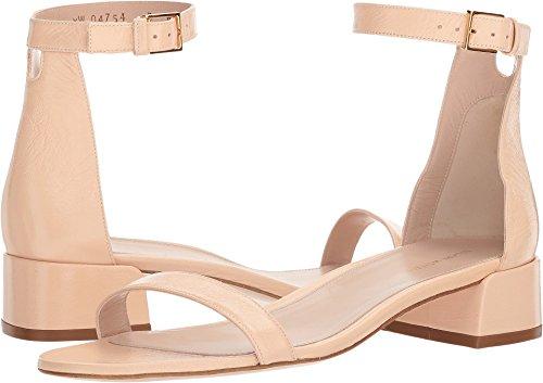 Stuart Weitzman Women's Tibitz Thong Sandal Blush Gleaming Tripon real cheap price xFYYcw