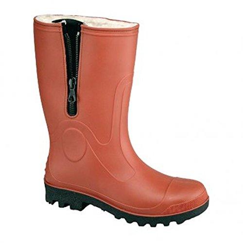 Indust.starter - Juego bota ingeniero s5 talla 45 marron (1 par): Amazon.es: Bricolaje y herramientas