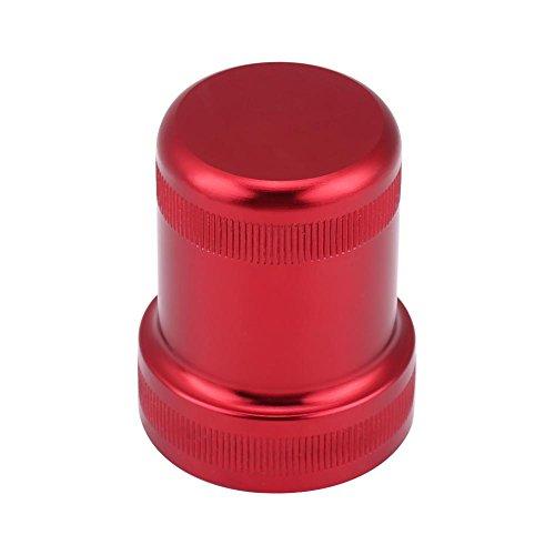Aurora Instruments GAR275ZMXLABCC Iron Cross Red Water Temperature Gauge