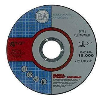 "50 Industril 4.5/""x.040/""x7//8/"" Cut-off Wheel Stainless Steel /& Metal Cutting Disc"