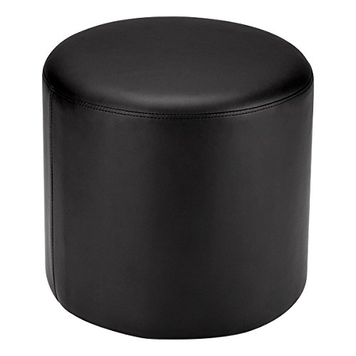 (Learniture Shapes Series II Vinyl Soft Seating Stool, Cylinder, 18