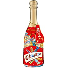 CELEBRATIONS Chocolate Variety Mix Candy Bars in 21-Ounce Champagne Bottle