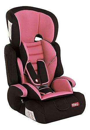 Piku NI Silla de coche grupos kg  años color rosa claro