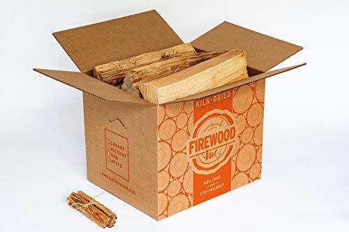 Hickory Kiln-Dried Firewood (36-42 Lbs.)