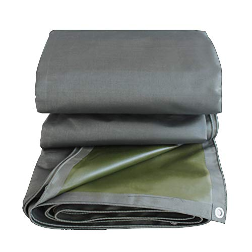 吸収するフランクワースリーまた明日ねQIANGDA トラックシート荷台カバーシリコーンキャンバス 耐寒性と耐雨性 腐食保護 産業用 (厚さ0.65mm)複数の寸法 (サイズ さいず : 2.8 x 2.9m)
