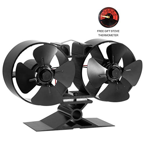 wood stove room fan - 3